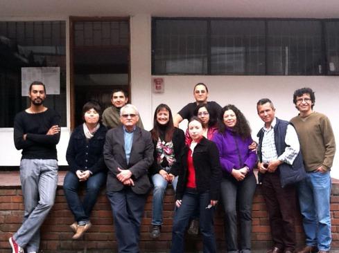 Grupo Artes, Crítica e Interpretación I 2012