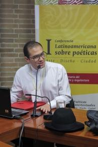Carlos Fino - Presentación de la investigación doctoral.